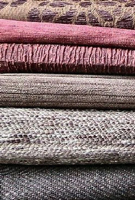 Mohair Silk Velvet Linen Upholstery Fabric For Curtain Images
